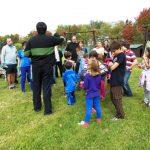Zoo, campo, juegos y aventura para chicos hiperactivos